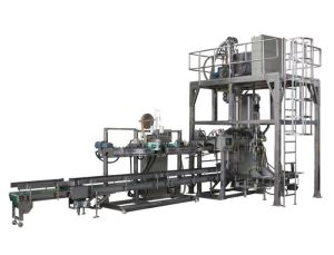 Equipment features of automatic baggi...